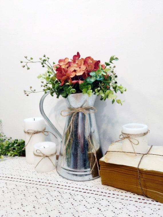 Farmhouse Table Centerpiece Fall Decor Wedding Decor Fall | Etsy
