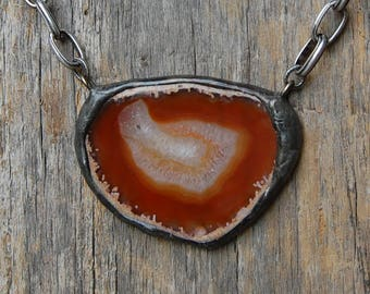 If It Makes You Happy - Red Agate
