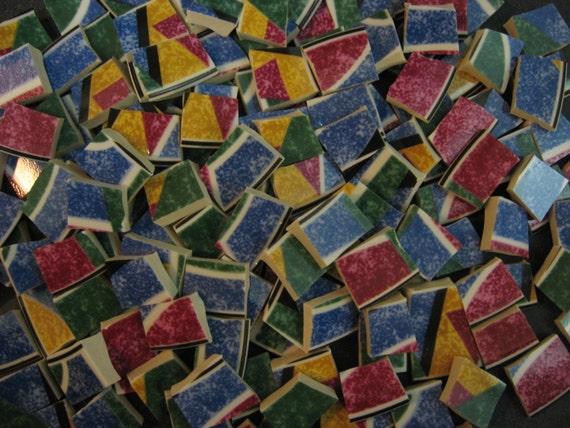 Sango flair piastra mosaico piastrelle rotte etsy
