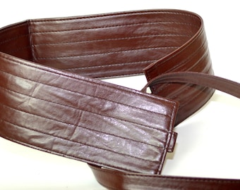 Vintage steampunk styled belt