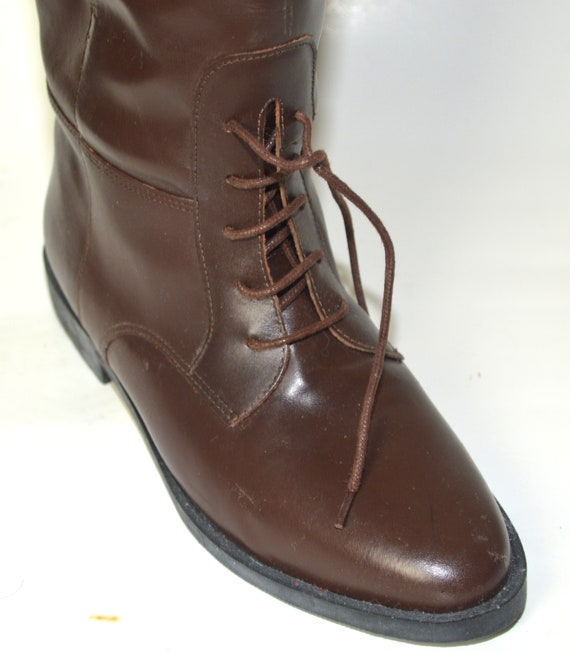 Vintage Ladies Riding Boots