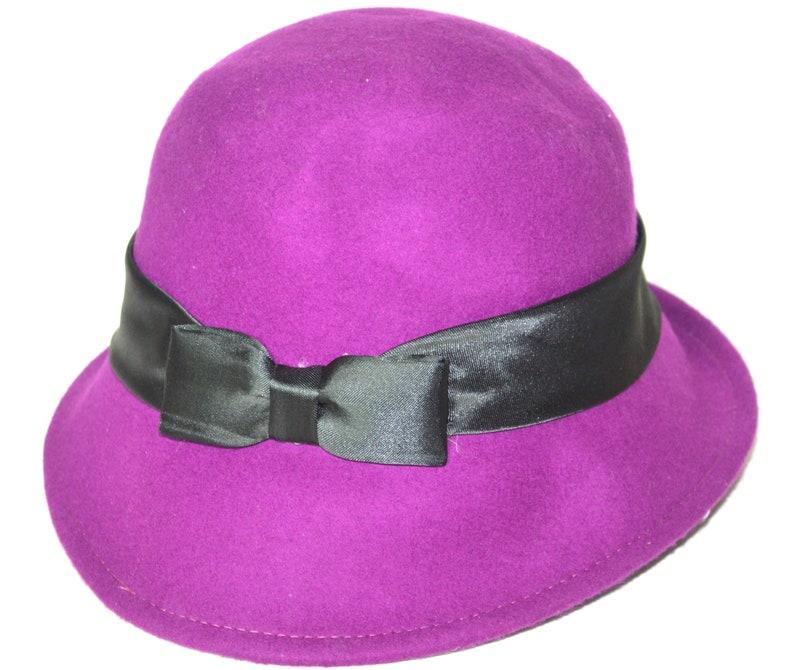 Vintage eighties wool hat