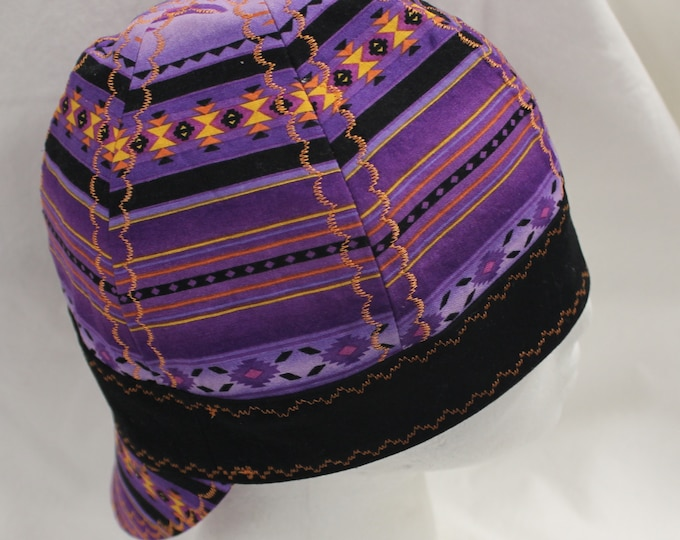 Welding cap, custom, add Local # and name, also leave your size.