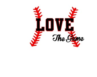 Download Take Me Out To The Ball Game Silhouette or SVG Instant | Etsy