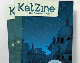 Katzine - The Guatemala Issue