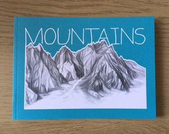 Mountains zine