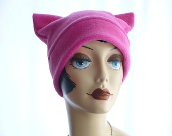 Hot Pink Pussy Hat