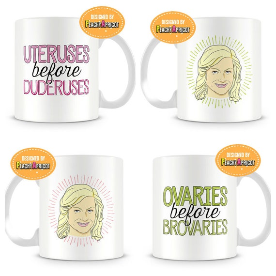 Uteruses Before Duderuses Ovaries Before Brovaries Etched Decanter