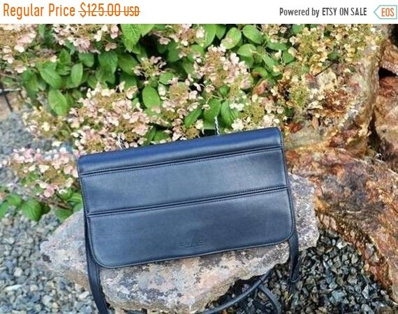 Black Friday COACH Bag, Black ,Leather Bag~ Coach… - image 1