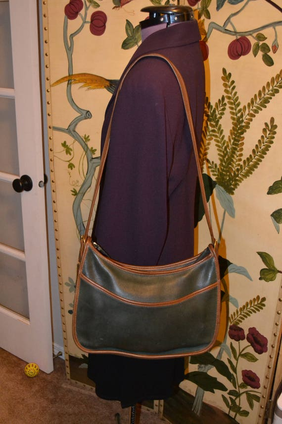 5 day Sale COACH, Coach Bag~ Rare 1960s~Vintage C… - image 5