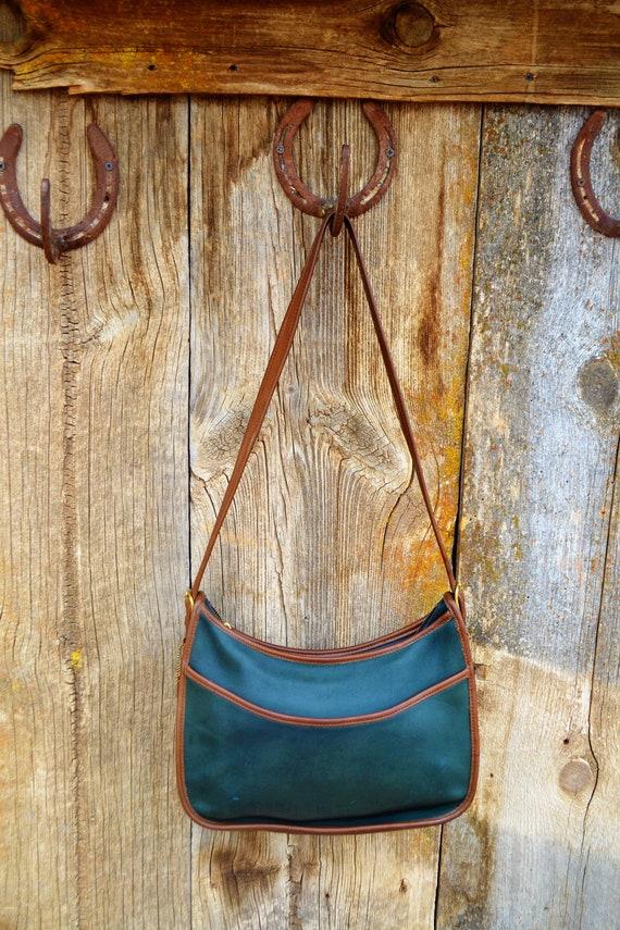 5 day Sale COACH, Coach Bag~ Rare 1960s~Vintage C… - image 8