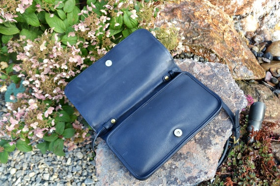Black Friday COACH Bag, Black ,Leather Bag~ Coach… - image 6