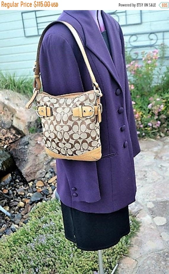 New Year Coach Bag~Coach~Coach ~Coach Bucket Bag~B