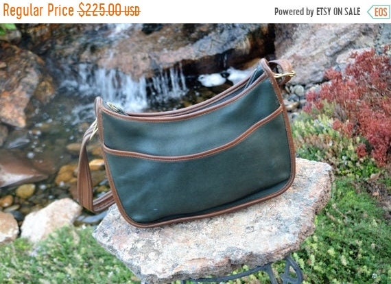 Fall Sale COACH~Coach Bag~ Rare 1960s~Vintage Coac