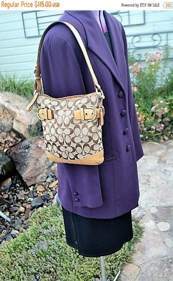 Fall Sale Coach Bag~Coach~Coach ~Coach Bucket Bag~