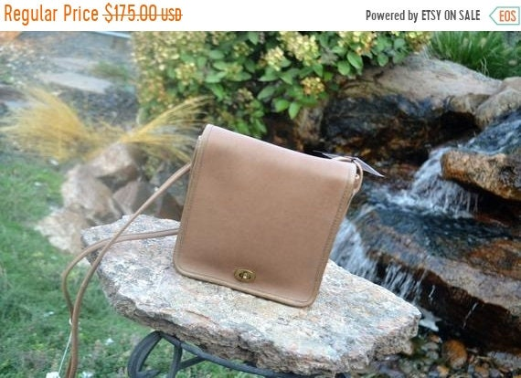Fall Sale Coach Bag, Coach, Leather Bag, Brown Sho