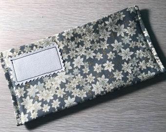 Cloth/Cash Money Envelope Asian Floral Theme