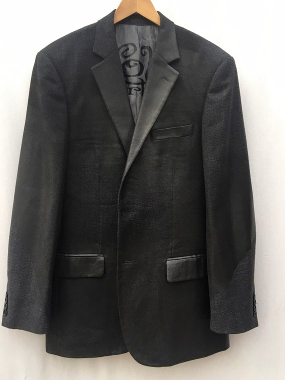 Cachemire Wool painted Couture Blazer
