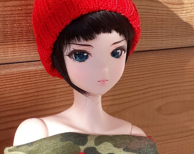 Featured listing image: Red hat for Smart Doll and BJD SD