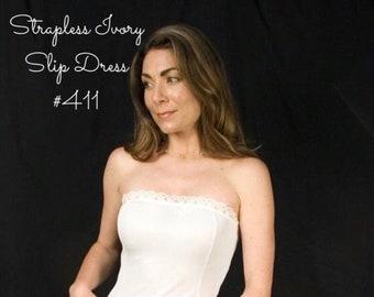 bd448e93a72 Sexy Wedding Slip Gown