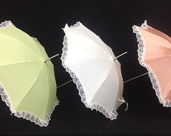 9b20fb57c08c Lace parasol | Etsy