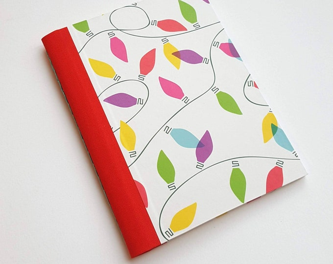 Christmas Memories Book - Christmas Guest Book - Holiday Journal - Gratitude Journal - Christmas Memory Book