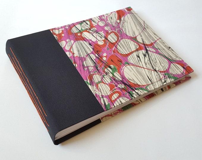 Instax, Polaroid and Instagram Photograph Album - Wedding Guestbook - Wedding Book - Baby Scrapbook - Large Sketchbook