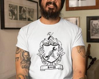 Maker tshirt