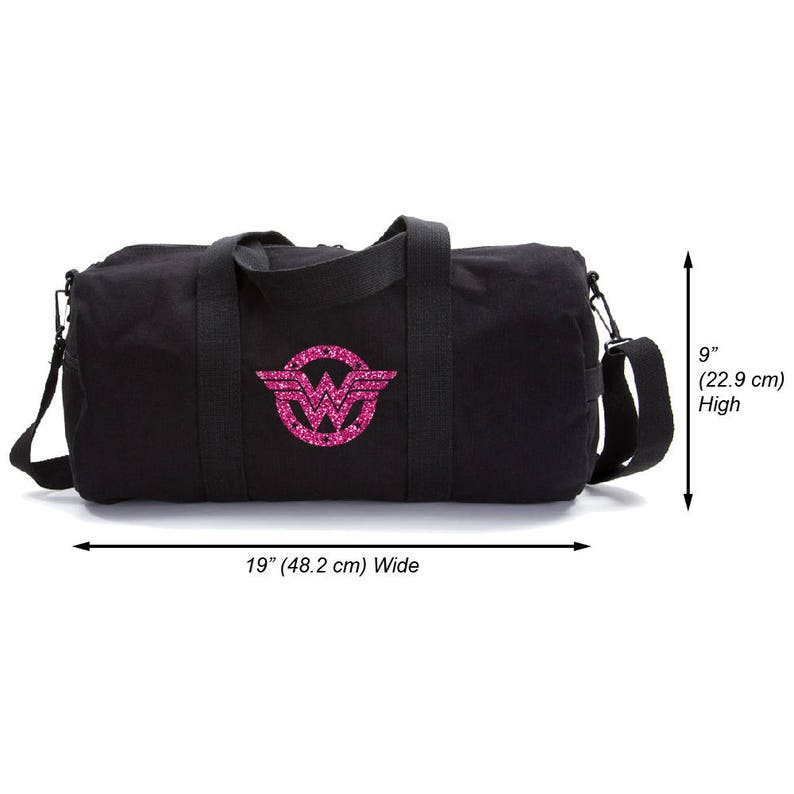 05d3afda4a20 Wonder Woman Duffle Bag