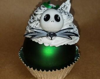 Mini Jack Cupcake Ornament