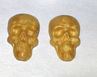 Skull Earrings (Hypoallergenic)