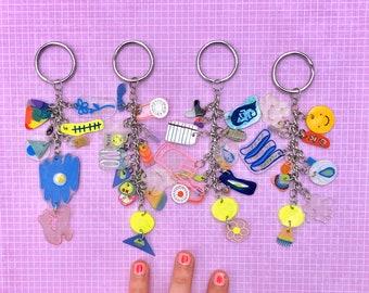 Charm Keychains