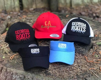 0edc9befe GEORGIA ROOTS Trucker Cap - Get the one and only OFFICIAL brand!
