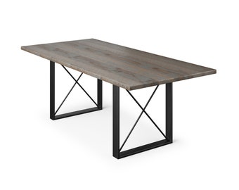 Soho Wood Dining Table