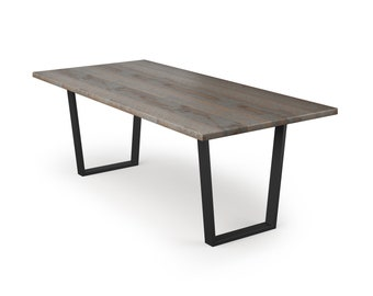 Trenton Wood Dining Table