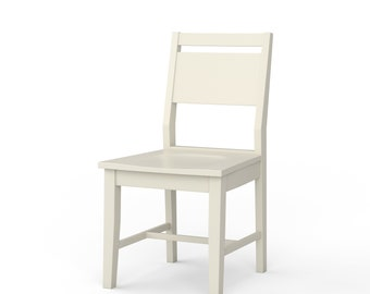 Hudson Painted Dining Chair - Custom Colors Available