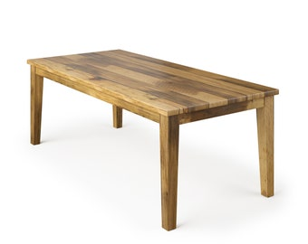 Cambridge Wood Dining Table