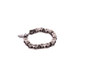 Rebel Behavior bike chain bracelet
