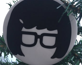 Bob's Burger Tina Belcher Ornament
