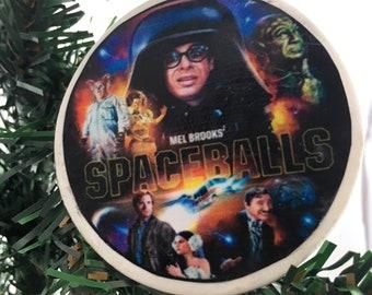 Space Balls Ornament