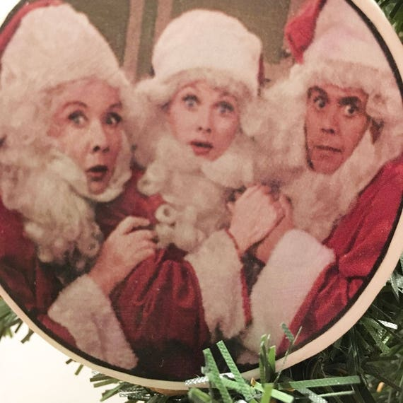 image 0 - I Love Lucy Christmas Special