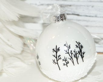 3f7e12616d Our Most Popular Hand Painted Christmas Ornament
