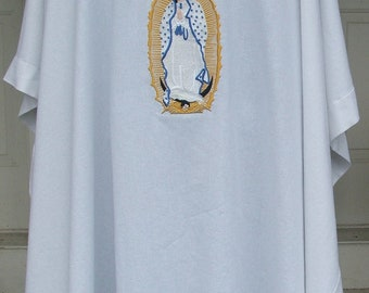 Chasuble for Pastors and Priests Any color or fabric MADE to ORDER
