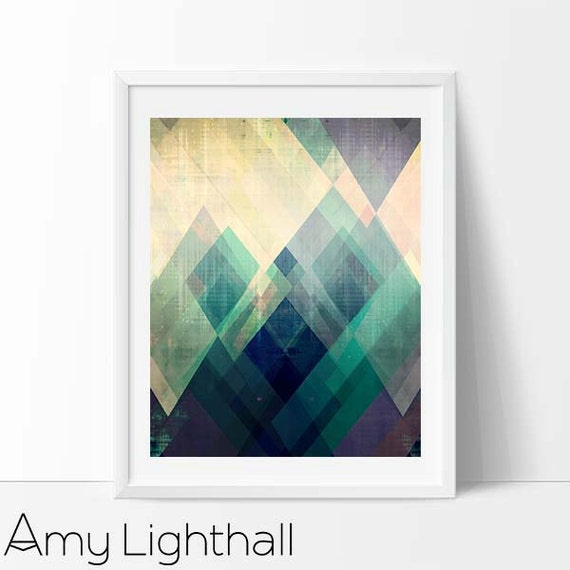 Graphic Pattern Geometric Colorful Abstract Art