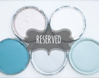 Reserved for Teah