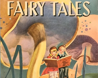Fairy Tales; Illustrated by Jon Nielsen; 1944