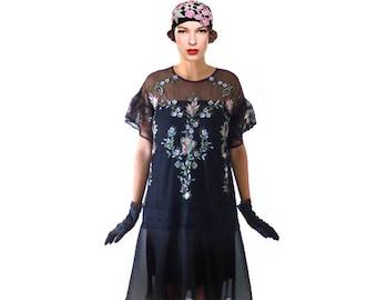 Festliche kleider im 20er jahre stil