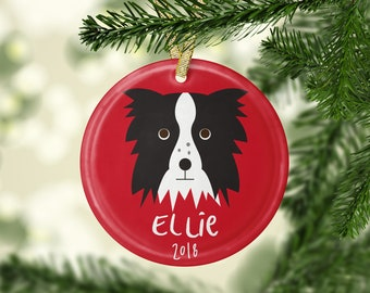 personalized pet wood ornament gift idea with pet name and date stocking stuffer engraved cat ornament christmas - Christmas Pet Names