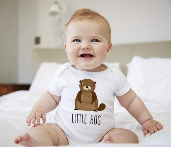Puffin Baby Clothes Bodysuit Romper for Baby Boy or Girl Long or Short Sleeve Unisex
