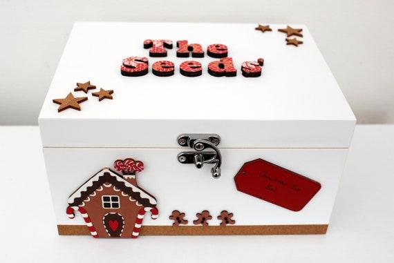 Family Christmas Gift Giving.Family Christmas Eve Box Christmas Box Personalised Christmas Eve Box